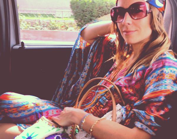 Juliet Angus Ladies Of London Moroccan magic