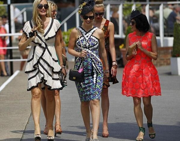 Juliet Angus Ladies Of London Ascot Style Guide