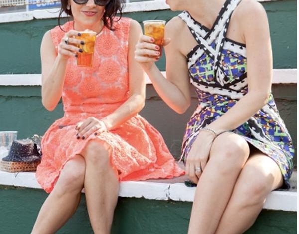 Juliet Angus Ladies Of London Summer dress style