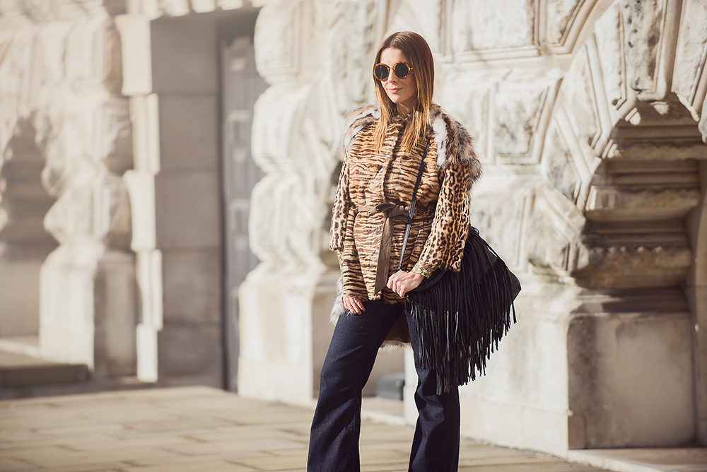 Juliet Angus 70's Outfit
