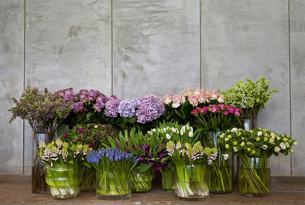 Flower Power: London\'s Top Florists - JULIET ANGUS