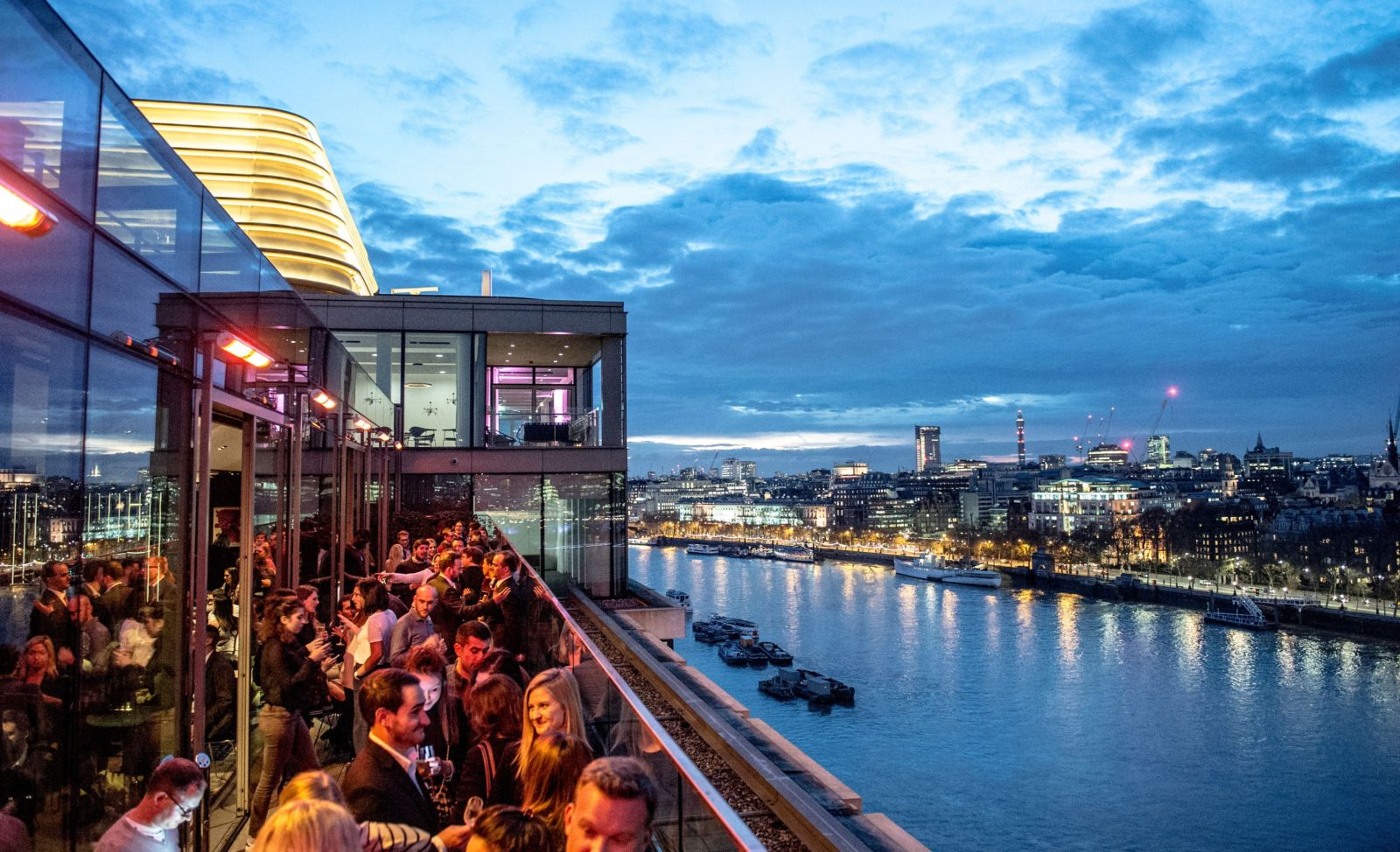 Dining Room Banquettes Best Rooftop Bars In London Juliet Angus