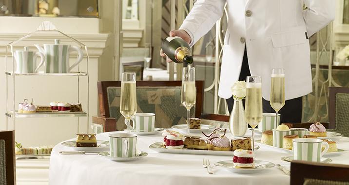 Juliet Angus, Top 5 Tea Rooms
