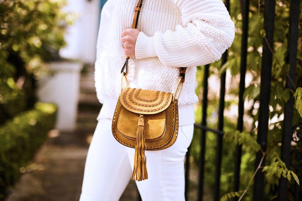 Chloe Hudson Mini Saddle Bag