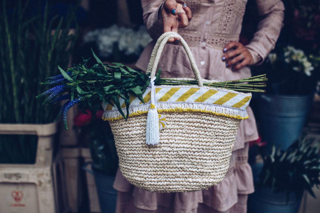 she made me summer basket