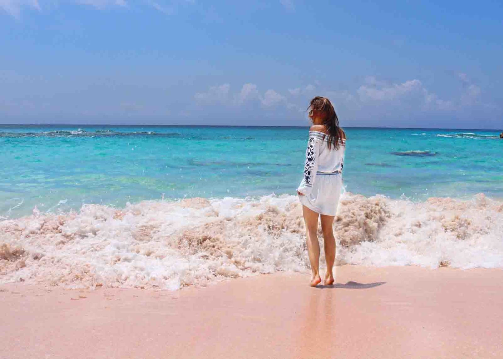 Juliet Angus Bermuda Travel