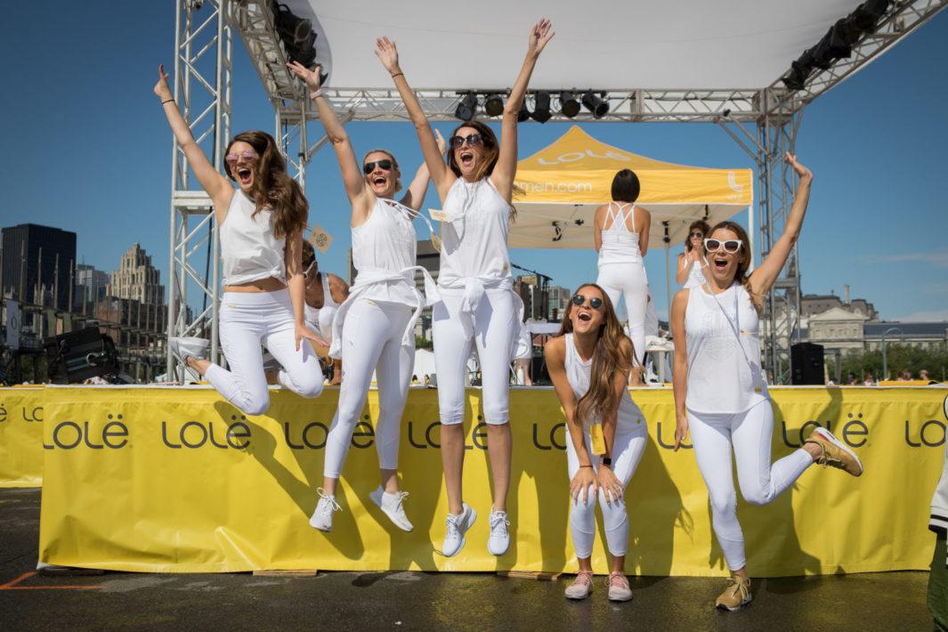 lole white tour 2017